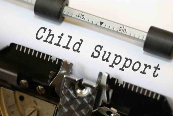 File for Child Support